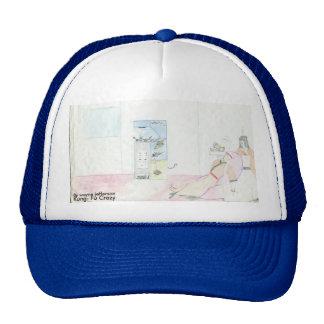 File0458, Kung- Fu Crazy, By wayne jefferson Trucker Hat