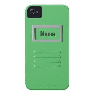 File Cabinet custom iPhone case