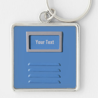 File Cabinet custom premium key chain