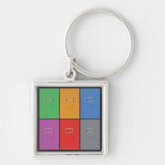 File Cabinets custom premium key chain