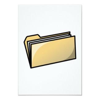File Folder Card