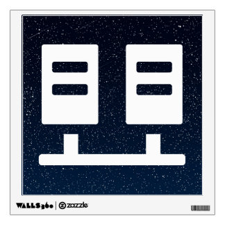 File Servers Graphic Wall Sticker