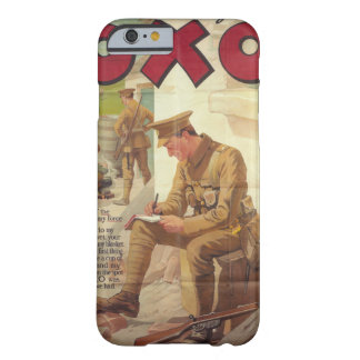 FilenaKeep on sending me 0X0_Propaganda POster Barely There iPhone 6 Case