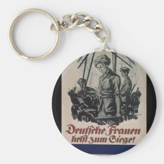 Filename Propaganda Poster Keychain