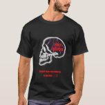Files deleted skull skeleton geek nerd funny humor T-Shirt
