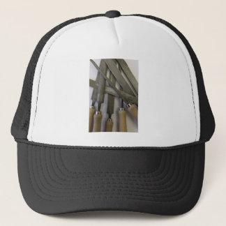 Files tools trucker hat