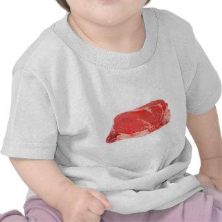 Filete de Ribeye crudo Camisetas