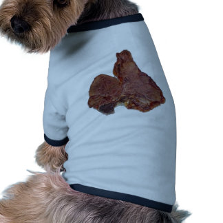 Filete de TBone Camisa De Mascota