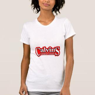 Filete del queso de Calvins Camiseta