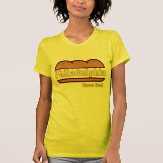 Filete del queso de Philly Camisetas