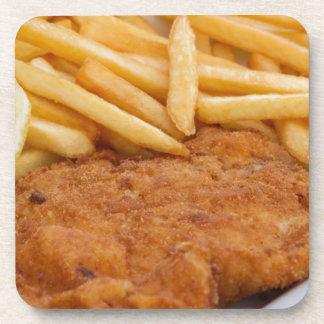 filete y fritadas posavasos