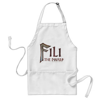 Fili Name Adult Apron