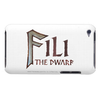 Fili Name Barely There iPod Cover