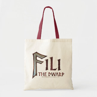 Fili Name Budget Tote Bag