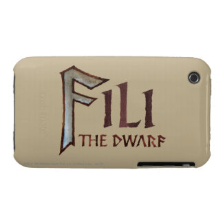 Fili Name Case-Mate iPhone 3 Case