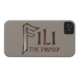 Fili Name iPhone 4 Case
