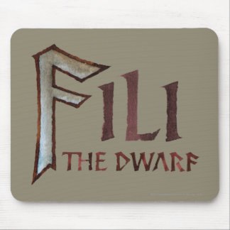 Fili Name Mouse Pad