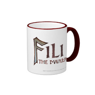 Fili Name Ringer Coffee Mug