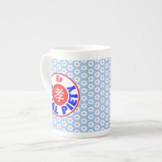Filial Piety - Ko Bone China Mugs