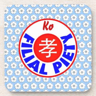 Filial Piety - Ko Coasters