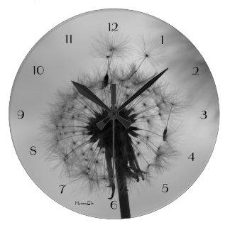 """""""filigran"""" by mysteryella reloj redondo grande"""
