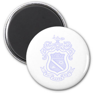 Filigrana del escudo de PKP Imán Redondo 5 Cm