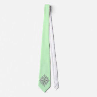 Filigree 2 neck tie
