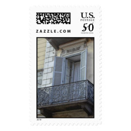 Filigree Balcony Postage