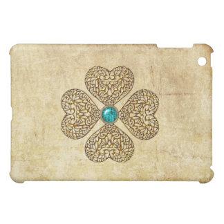 Filigree designer Parchment  Cover For The iPad Mini