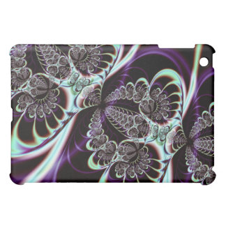 Filigree Fractal iPad Mini Covers