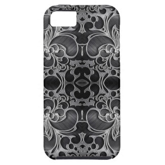 Filigree Graphite iPhone SE/5/5s Case
