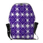 Filigree Patterns Commuter Bags