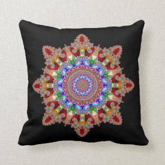 'Filigree Star' Pillows