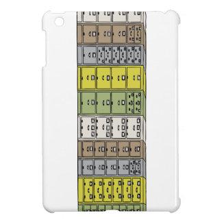 Filing Cabinets Cartoon iPad Mini Cases