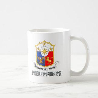 Filipina Emblem Mugs