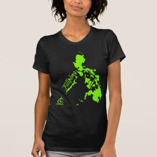 Filipina Philippine Islands Lime T-Shirt