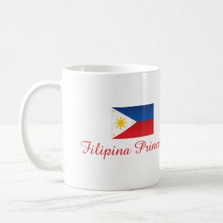 Filipina Princesa 1 Mugs