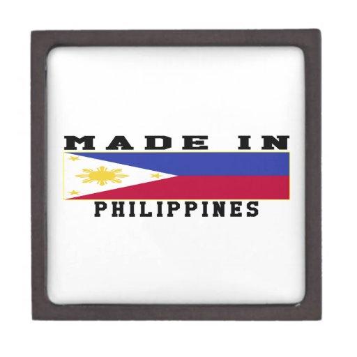 Filipinas hicieron en diseños cajas de regalo de calidad