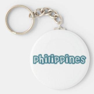 Filipinas Llavero Personalizado