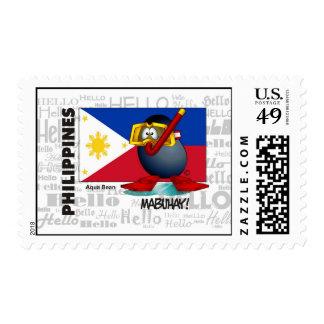 FILIPINAS - Mabuhay Sellos