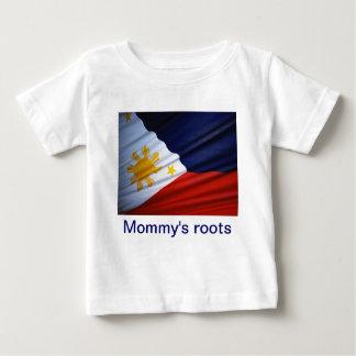 Filipinas Playera De Bebé
