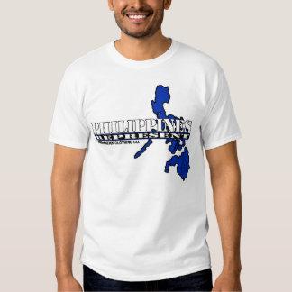 Filipinas representan camisas