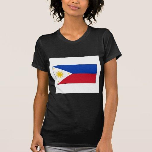 Filipinas SEÑALAN el International por medio de Camisetas