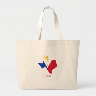 Filipinas señalan por medio de una bandera sobre bolsa tela grande