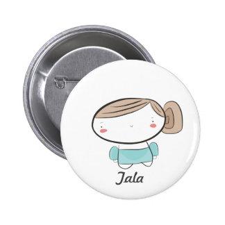 Filipiniana Cuties Collectible #3 Button