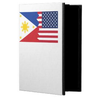 Filipino American Flag Cover For iPad Air