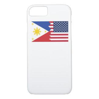 Filipino American Flag iPhone 8/7 Case