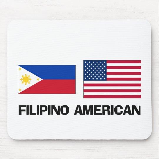 Filipino American Mouse Pad