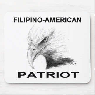 Filipino-American Mouse Pad