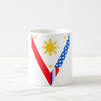 Filipino American V Mug